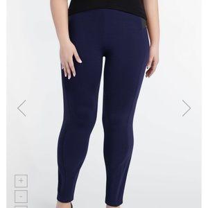 Shinestar shape wear leggings/ pants in black